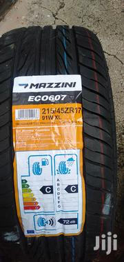 215/45/17 Mazzini Tyres Is Made In China | Vehicle Parts & Accessories for sale in Nairobi, Nairobi Central