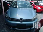 New Volkswagen Golf 2012 Blue | Cars for sale in Mombasa, Shimanzi/Ganjoni