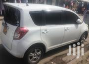 Toyota Ractis 2009 White | Cars for sale in Mombasa, Tononoka