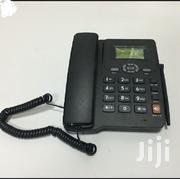 SQ LS 180 Dual Sim Desktop Phone With FM Radio 2000mah Battery | Home Appliances for sale in Nairobi, Nairobi Central