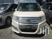 New Honda Stepwagon 2013 White | Cars for sale in Mombasa, Shimanzi/Ganjoni