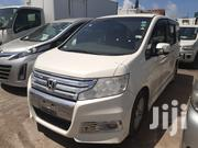 Honda Stepwagon 2012 White | Cars for sale in Mombasa, Shimanzi/Ganjoni