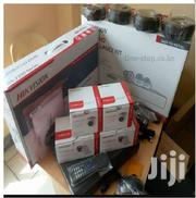 Four Hikvision 1080p 2mp Complete Cctv Cameras System Package Sale | Cameras, Video Cameras & Accessories for sale in Nairobi, Nairobi Central
