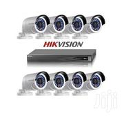 Hikvision 8 Channel Turbo Full HD CCTV Kit   Cameras, Video Cameras & Accessories for sale in Nairobi, Nairobi Central