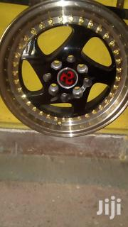 Nissan Note Alloy Wheels In Size 14 Inch   Vehicle Parts & Accessories for sale in Nairobi, Nairobi Central
