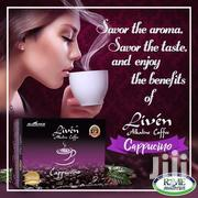 Liven Alkaline Cappuccino Coffee | Sexual Wellness for sale in Mandera, Township