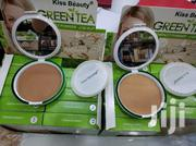 Kiss Beauty Green Tea Compressed Powder | Makeup for sale in Nairobi, Nairobi Central