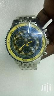 Silver And Yellow Breitling | Watches for sale in Nairobi, Nairobi Central