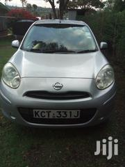 Nissan March 2011 Silver | Cars for sale in Nyeri, Mugunda