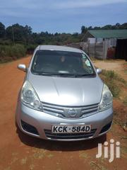Nissan Note 2009 Silver | Cars for sale in Trans-Nzoia, Cherangany/Suwerwa
