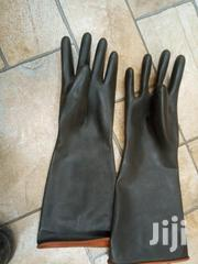 Safety Heavy Duty Chemical Gloves Size 11 | Safety Equipment for sale in Kiambu, Hospital (Thika)