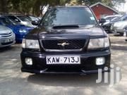 Subaru Forester 2002 Automatic Black | Cars for sale in Nairobi, Nairobi Central