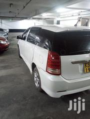 Toyota Wish 2006 White | Cars for sale in Nairobi, Ngara