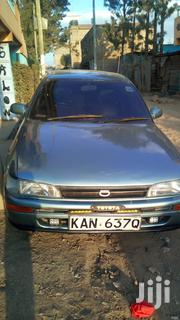 Toyota Corolla 1999 Automatic Gray | Cars for sale in Murang'a, Kangari