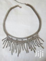 Silver Chain Statement Necklace | Jewelry for sale in Nairobi, Harambee