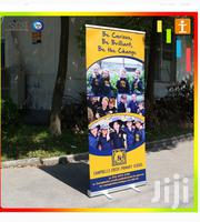 Narrow Base Roll Up Banner Printing | Computer & IT Services for sale in Nairobi, Nairobi Central