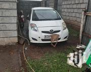 Toyota Vitz 2009 White | Cars for sale in Nyandarua, Charagita