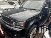 Land Rover Range Rover Sport 2012 HSE 4x4 (5.0L 8cyl 6A) Green | Cars for sale in Mombasa, Shimanzi/Ganjoni
