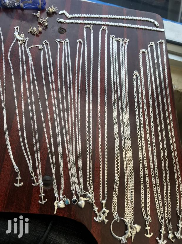 Archive: Pure Silver Jewelry