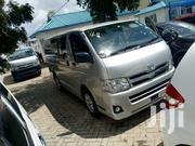 Toyota HiAce 2013 Silver | Cars for sale in Mombasa, Tononoka