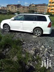 Toyota Fielder 2008 White | Cars for sale in Nakuru, Nakuru East