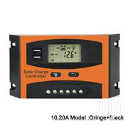 10A 12/24v Digittal Solar Charge Controller With Dual Usb   Solar Energy for sale in Nairobi, Nairobi Central