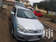 Toyota Allex 2005 Silver | Cars for sale in Nairobi, Harambee