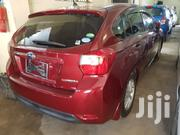 Subaru Impreza 2012 Red | Cars for sale in Mombasa, Shimanzi/Ganjoni