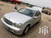 Mercedes-Benz C180 2004 Silver | Cars for sale in Nairobi, Kileleshwa