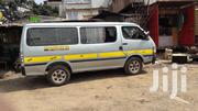 Toyota Hiace 2001 Silver | Buses for sale in Nairobi, Baba Dogo