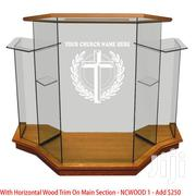 Church Podiums | Furniture for sale in Nairobi, Kariobangi South