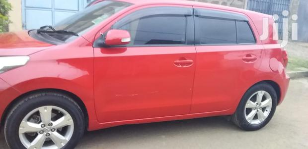 Toyota IST 2010 Red