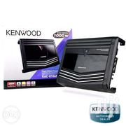 Kenwood KAC8106D Monoblock 1000W Car Amplifier Delivery Installation | Vehicle Parts & Accessories for sale in Nairobi, Nairobi Central