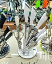Knifes Set With Scissors | Kitchen & Dining for sale in Mombasa, Shimanzi/Ganjoni