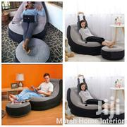 Inflatable Sit With Foot Rest | Furniture for sale in Nairobi, Nairobi Central