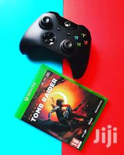 Xbox One Pad And Xbox One Game Tomb Raider | Video Game Consoles for sale in Nairobi, Nairobi Central