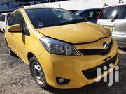 Toyota Vitz 2011 Yellow | Cars for sale in Mombasa, Shimanzi/Ganjoni