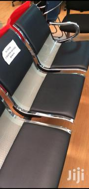 A. Office Chair 3seater Padded Bench Ksh 13500 With Free Delivery | Furniture for sale in Nairobi, Nairobi West