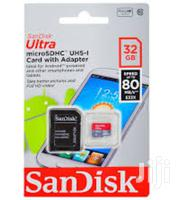 32GB Memory Cards New | Accessories for Mobile Phones & Tablets for sale in Nairobi, Nairobi Central