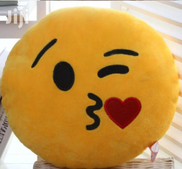 Archive: Emoji Pillows