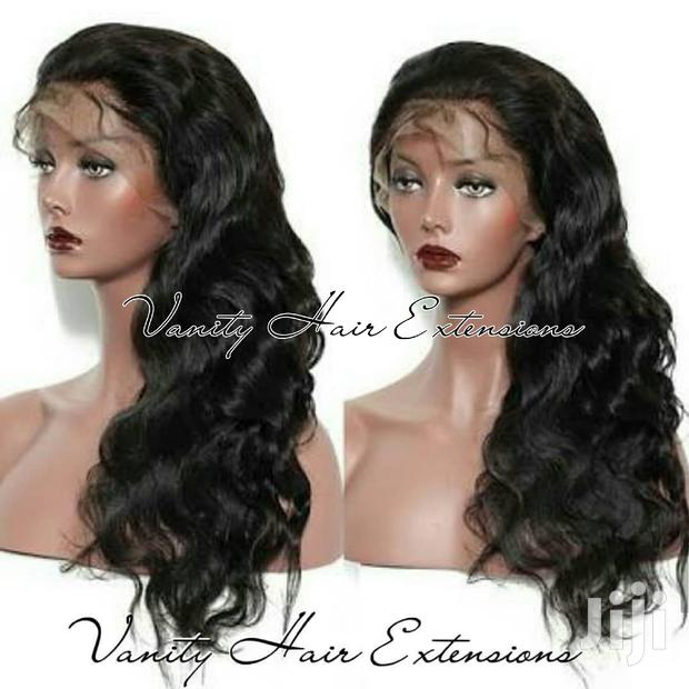 Archive: 22 Inches Full Lace Wig 100% Pure Human Hair