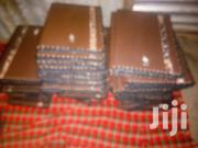 Handmade Leather Conference Folders | Arts & Crafts for sale in Nairobi, Karen