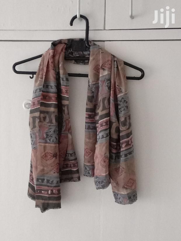Scarf - Abstract Print