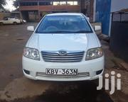 Toyota Corolla 2006 1.4 VVT-i White | Cars for sale in Kajiado, Kimana