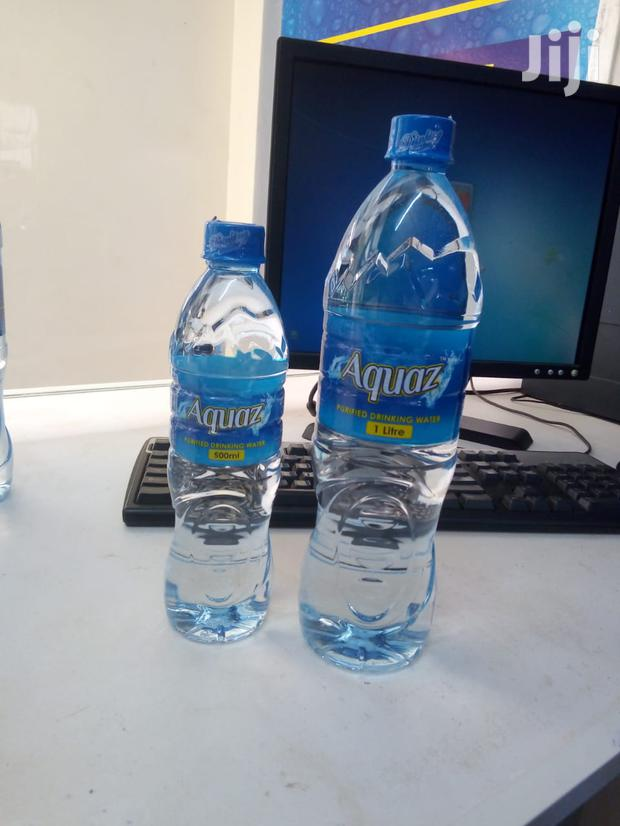 Archive: Aquaz 500ml & 1 Litre
