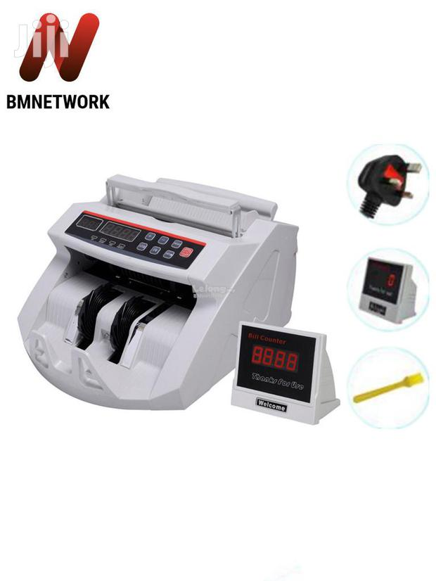 Bill Counter Machine 2108uv
