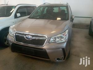 New Subaru Forester 2014 Gold