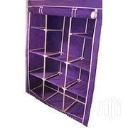 Solid-wood Clothes Wardrobe: Purple | Furniture for sale in Nairobi, Nairobi Central