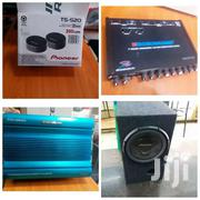 1300 Watts Car Entertainment Setup With Amp Woofer Tweeters Equalizer | Audio & Music Equipment for sale in Nairobi, Nairobi Central