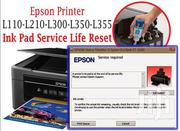 EPSON INK PAD (L200, L300, L400 Series) LIFE TIME RESET | Other Services for sale in Kiambu, Limuru Central